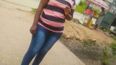 Photo of Girl Reportedly Kidnapped in Sekondi