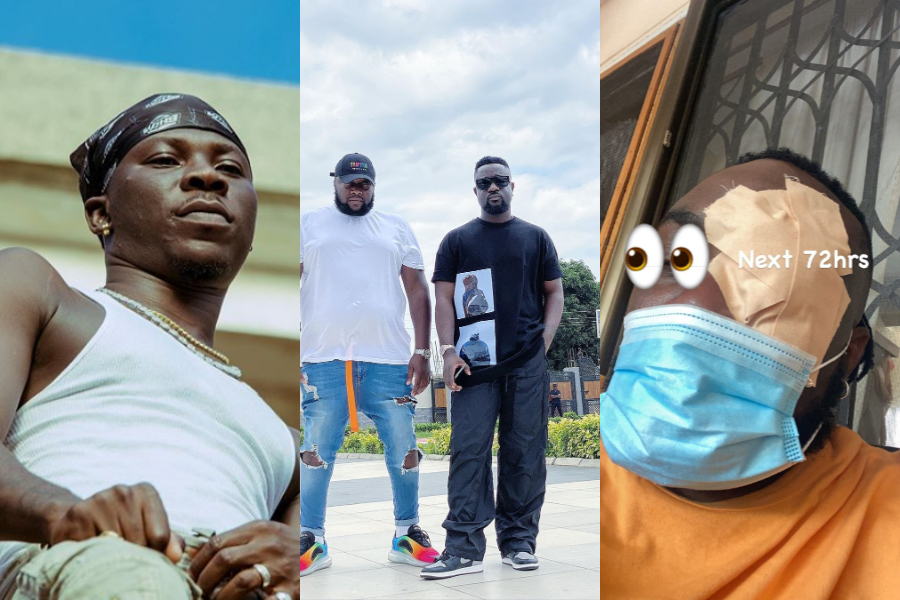 Video: Stonebwoy finally speaks on bust up with Angel Town